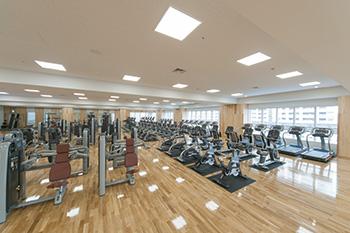 港区スポーツセンターの画像
